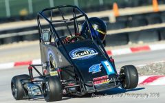 Scotty Milan, 14 Year Old Race-Car Driver