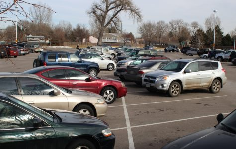 Rocky Mountain Parking Lot