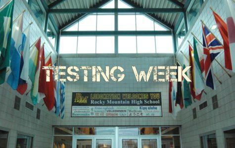 Full Schedule for Testing Week