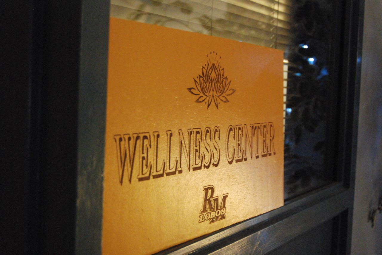 The+Wellness+Center%2C+located+near+the+Media+Center%2C+is+a+good+place+to+relax+and+decompress+when+you%27re+stressed.+