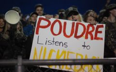 Camo-out for the Poudre game.