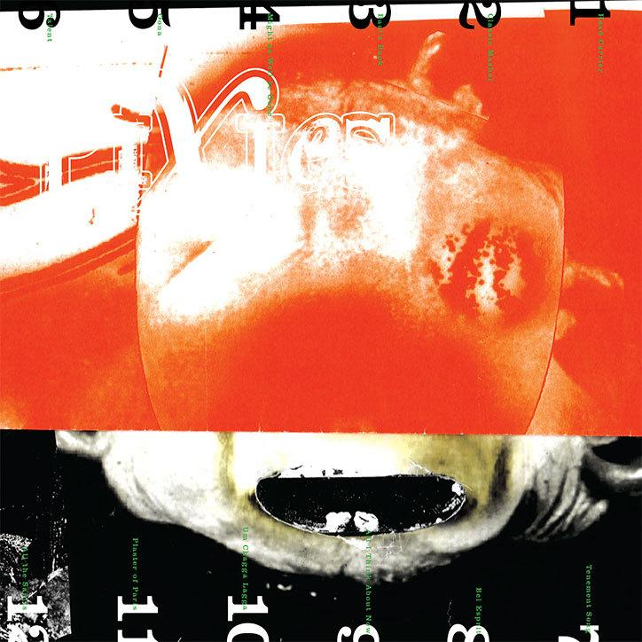 Head Carrier by The Pixies cover art.