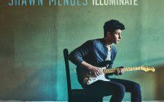 Shawn Mendes album cover.