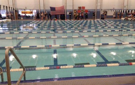Ladies swim