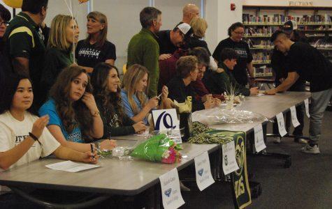 RMHS Senior Signing