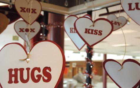 Valentine's Day Fundraising Through Peer's Program