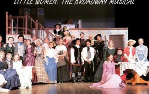 Little Women Musical Cast