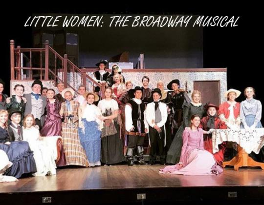Little Women Musical Cast