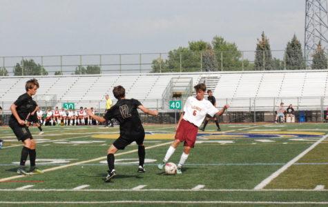 Boys Varsity Soccer VS Rock Canyon