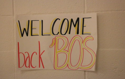 Welcome Bo's!