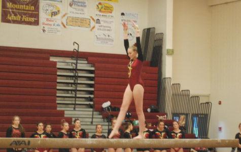 Gymnastics VS Niwot