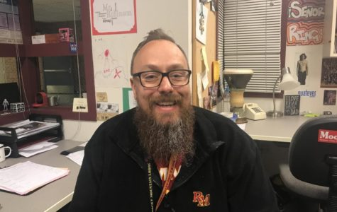 John Robinson (Teacher at RMHS)