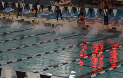 Girls Swim Meet 12/7