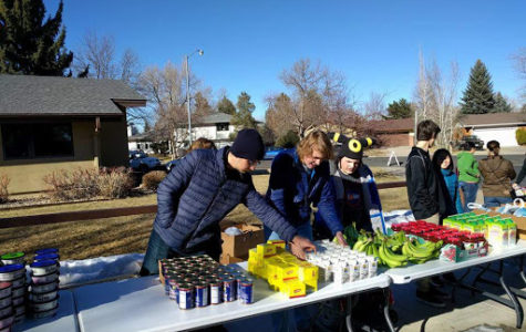 Foothills Food Pantry; Local Effort With Huge Impacts