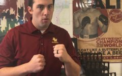 Teacher Talk: Getting to Know Mr. O'Grady