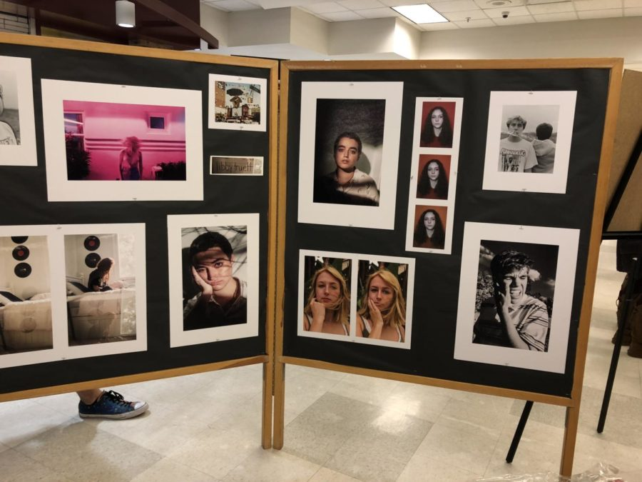 Libby Truett showcases creative pictures of her close friends to portray the art of the human self.