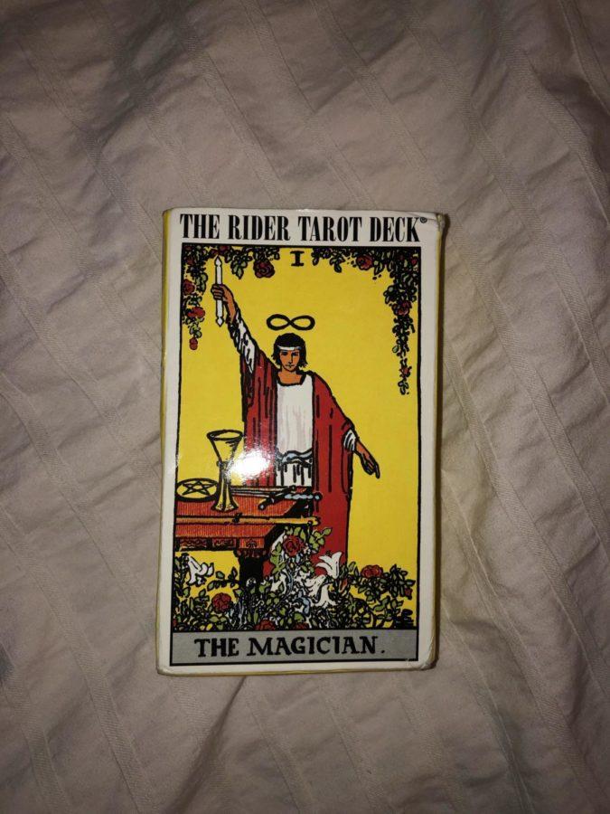Inside the World of Tarot Cards