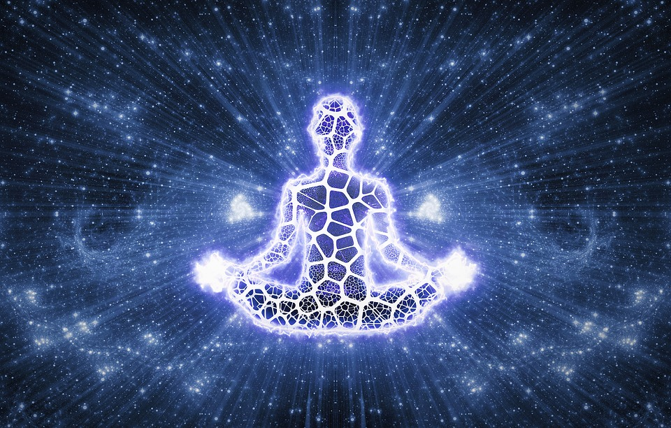 This is what it feels like when you meditate.