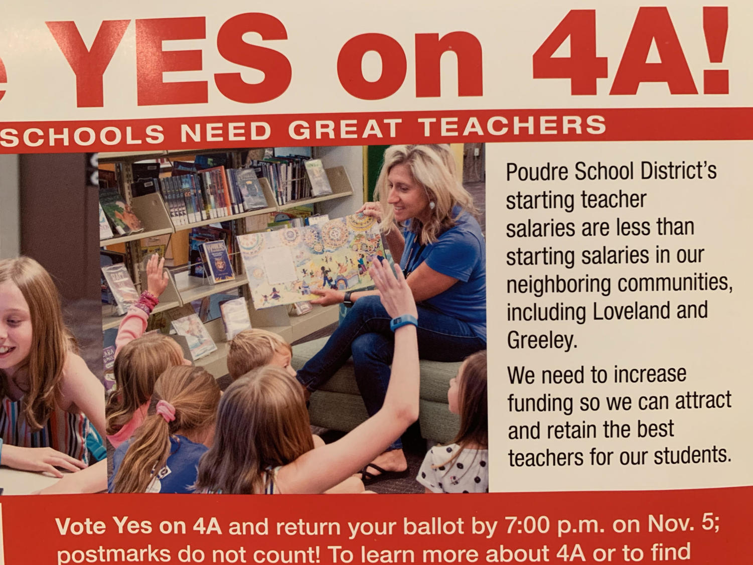 Vote Yes on 4A.