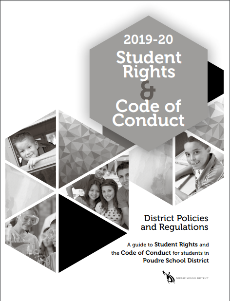 The student code of conduct can be found on the PSD website.