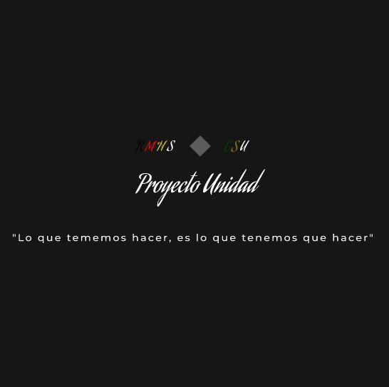 Proyecto Unidad | ¿Que Sigue? - RMHSxCSU