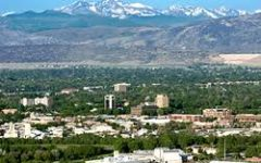 A view of Fort Collins shows off its beauty and peace.