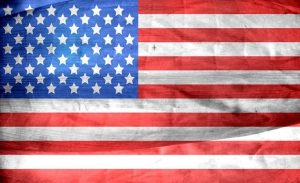 The American flag has been around since 1777